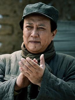 百团大战演员唐国强剧照