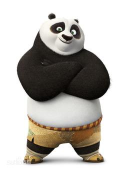 功夫熊猫3演员剧照