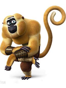金猴(饰演)