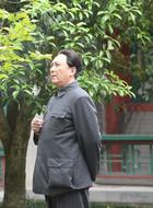 毛泽东(唐国强饰演)