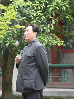 毛澤東劇照
