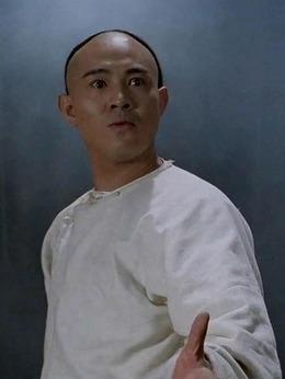 黄飞鸿之铁鸡斗蜈蚣演员李连杰剧照