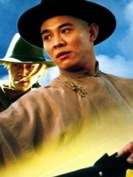 黄飞鸿之西域雄狮演员李连杰剧照