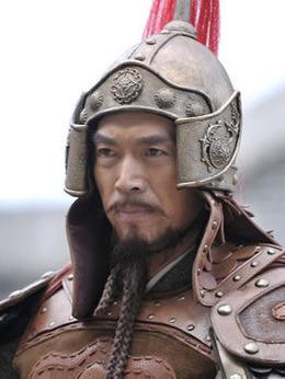 杨六郎(沈保平饰演)