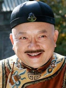和珅(王刚饰演)