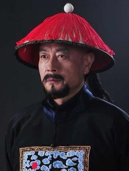 周瑞和(巫刚饰演)