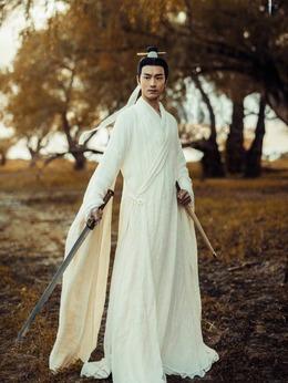 姜尚(林佑威饰演)