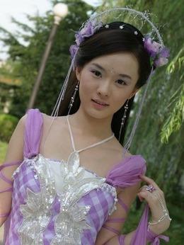 紫儿(七仙女)剧照
