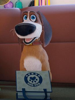 狗狗的疯狂假期演员剧照
