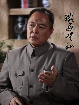 黄炎培(张铁林饰演)