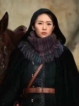 莲花(童瑶饰演)