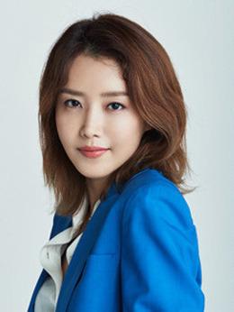 洪多涵(蔡贞安饰演)