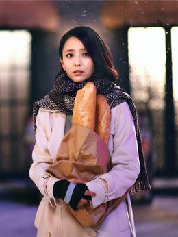 谷小焦(佟丽娅饰演)