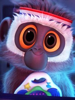 史蒂夫猴子剧照