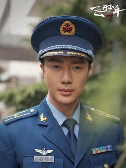 刘天宇(王浩钧饰演)