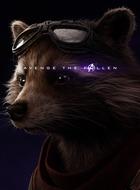 火箭浣熊(布莱德利·库珀饰演)