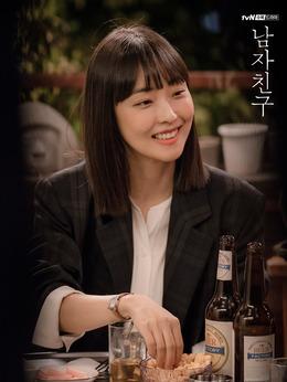 赵惠仁(全素妮饰演)