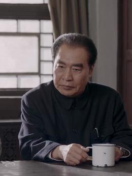 朱德(王伍福饰演)