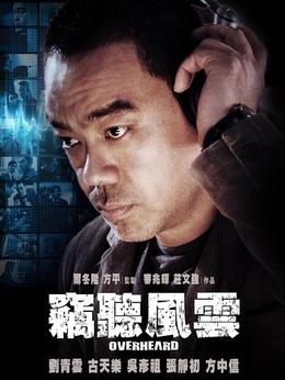 窃听风云演员刘青云剧照