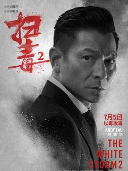 扫毒2:天地对决演员刘德华剧照