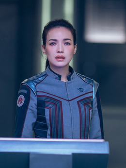 上海堡垒演员舒淇剧照