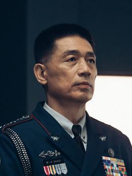 上海堡垒演员石凉剧照