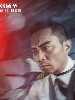 中國機長演員張涵予劇照