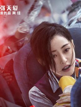 中國機長演員張天愛劇照