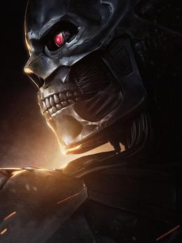 终结者6:黑暗命运演员加布里埃尔·鲁纳剧照