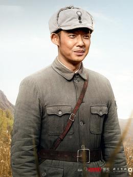 高曉山(韓立飾演)