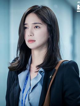 尹惠媛(李伊利雅飾演)