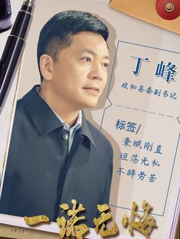 丁峰(何政军饰演)