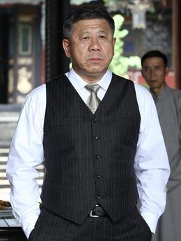 骆怀印(程煜饰演)