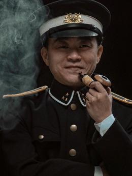 郑队长剧照