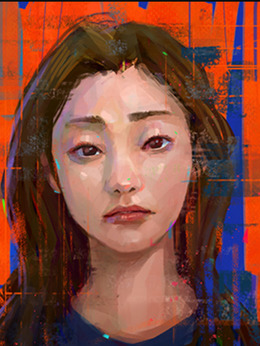 劉光娜(20歲)(金慧埈飾演)