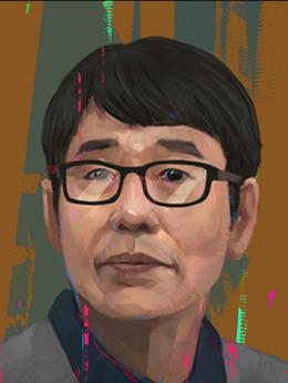 文正旭(58歲)(李允熙飾演)