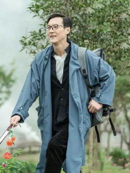 刘水清(王往饰演)