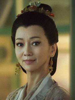 长公主(赵雅芝饰演)