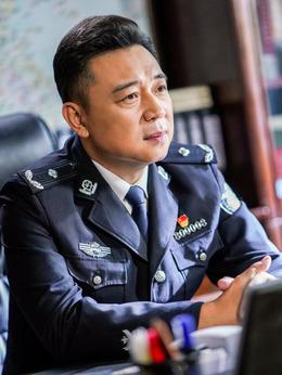 刘寒山(张晞临饰演)