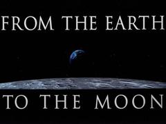 从地球到月球