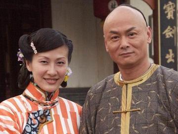 黄飞鸿与十三姨 张维娜