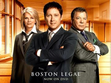 波士顿法律第一季 马克·摩斯