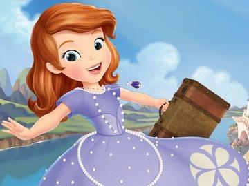 小公主苏菲亚第二季 阿芮尔·温特