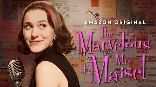 了不起的麦瑟尔女士第二季(2018年电视剧)