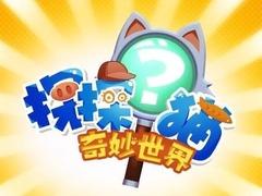 探探猫奇妙之旅:奇妙世界