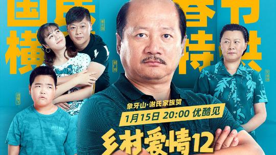 乡村爱情12(2020年电视剧)