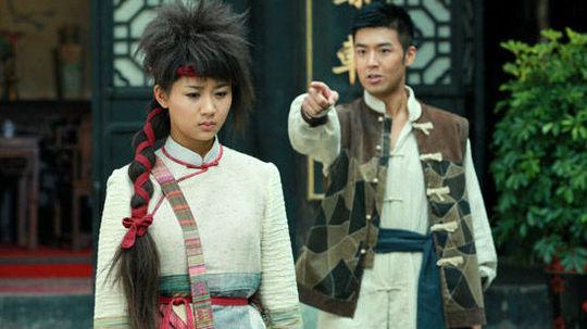 胭脂霸王(2013年电视剧)