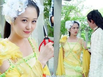 刁蛮公主 朱亚英