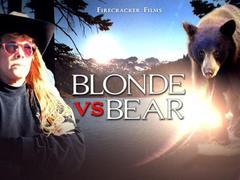 Blonde Vs Bear