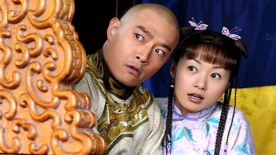 少年嘉庆(2007年电视剧)